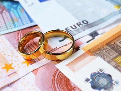 Kostenplan zur Hochzeit in Dresden und Umgebung