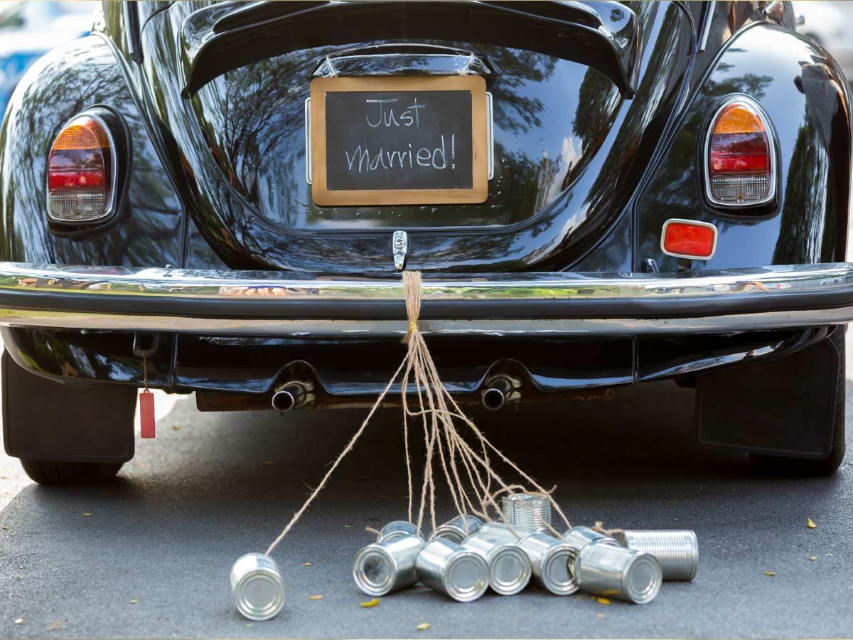 Hochzeitsauto mieten