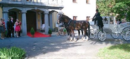 Heiraten in der Gemeinde Göda und auf Schloss Nedaschütz