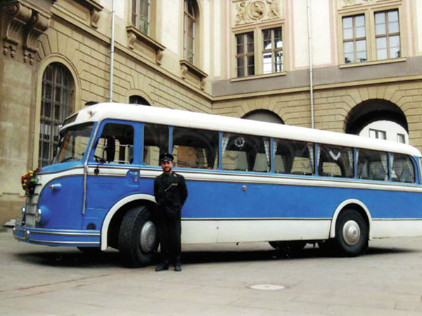 Hochzeitsbus Dresden