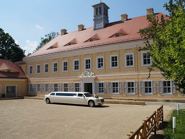 Heiraten in Pirna im Jagdschloss Graupa