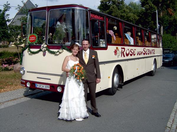 RVD Hochzeitsbus