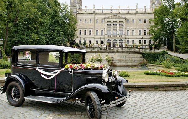 Heiraten im Schloss Albrechtsberg Dresden