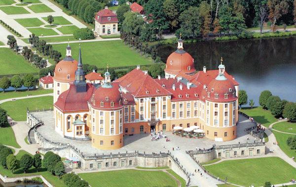 Heiraten im Schloss Moritzburg