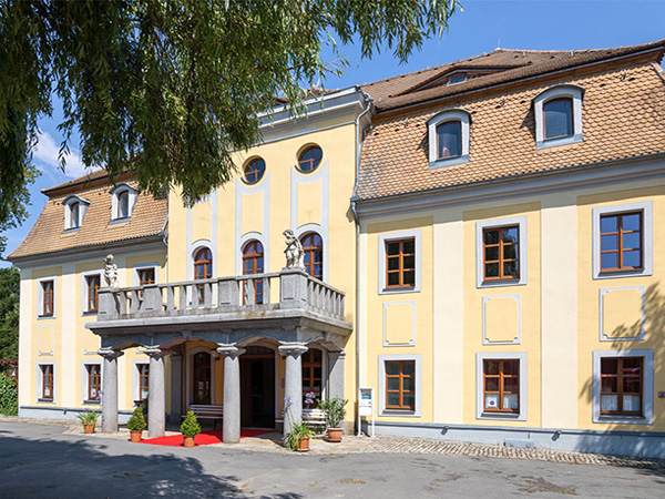 Hochzeit in Göda auf Schloss Nedaschütz