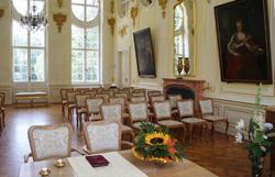 Heiraten in Pulsnitz oder im Barockschloss Oberlichtenau