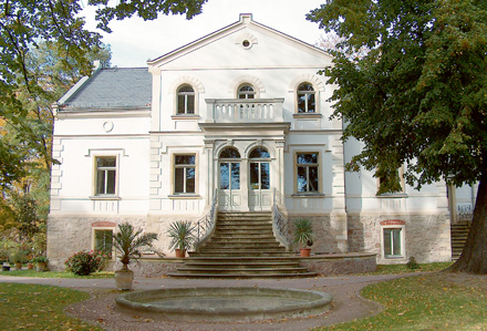 Heiraten in Coswig Villa Teresa