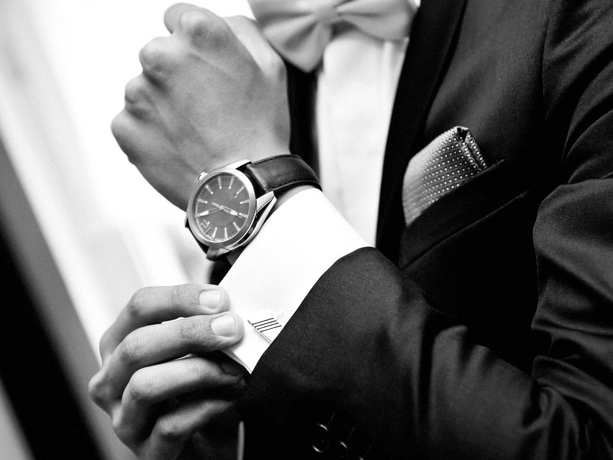 Bräutigam-Mode