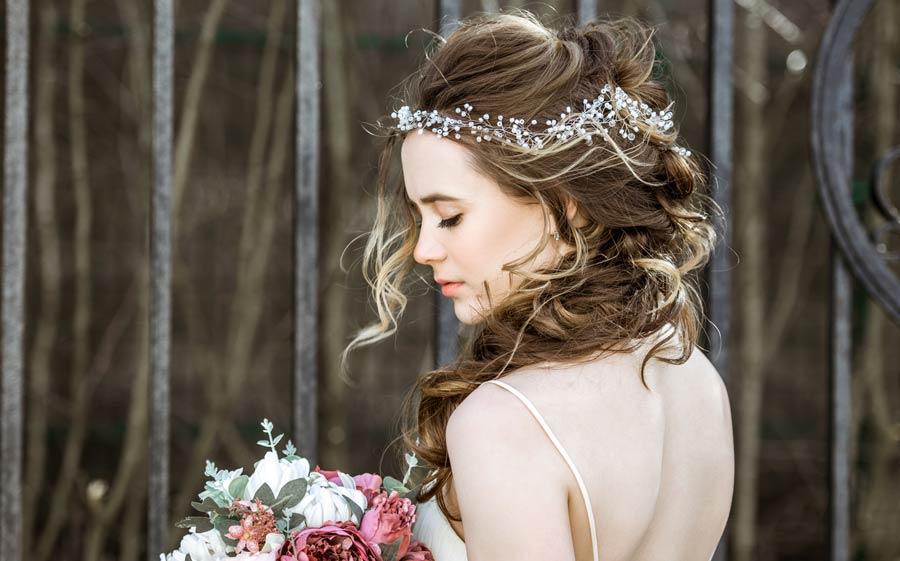 Zauberhafte Accessoires für ihre Hochzeit