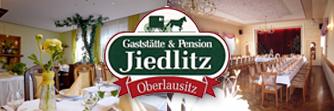 Gaststätte & Pension Jiedlitz - Oberlausitz