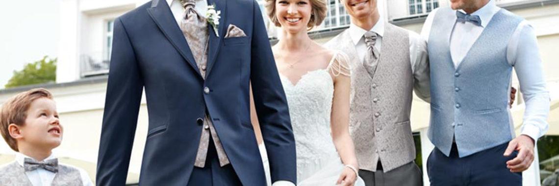 Hochzeitsanzug Modehaus Haase