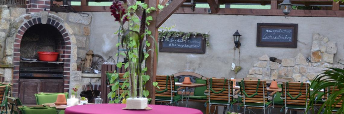 """Hochzeitslocation Hotel & Restaurant """"Zur Linde"""" Freital"""