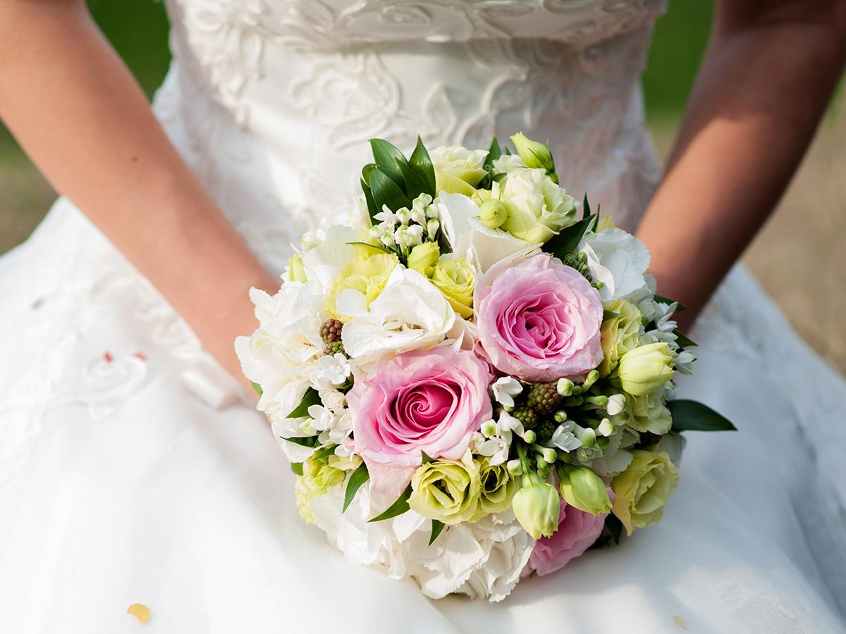 Hochzeitsfotos von Henriette Braun aus Kamenz