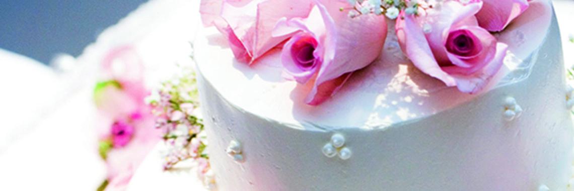 Hochzeitstorte Bautzen von der Bäckerei Fehrmann