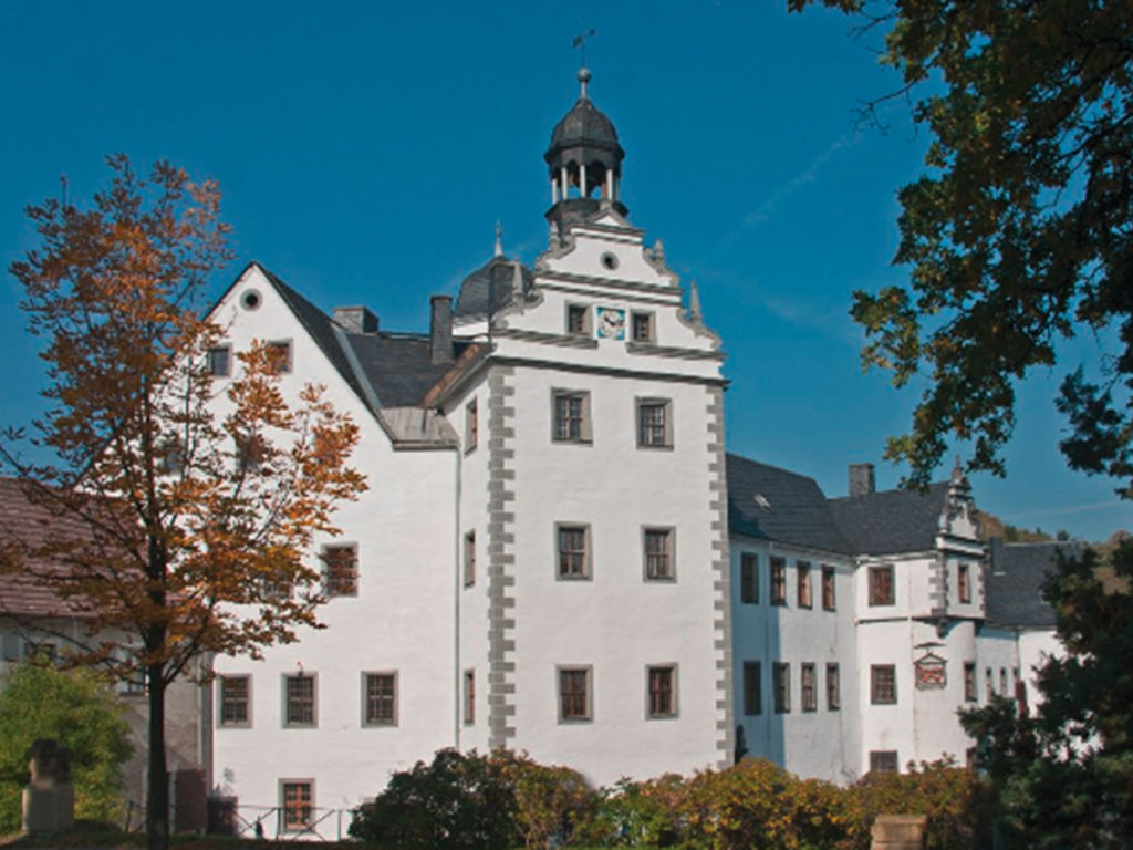 Heiraten in Schloss Lauenstein