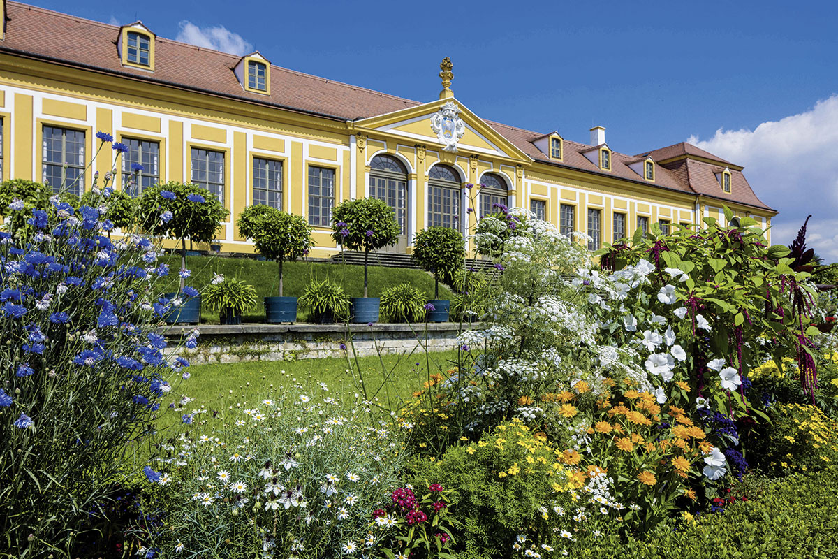 Barockgarten Großsedlitz – Obere Orangerie