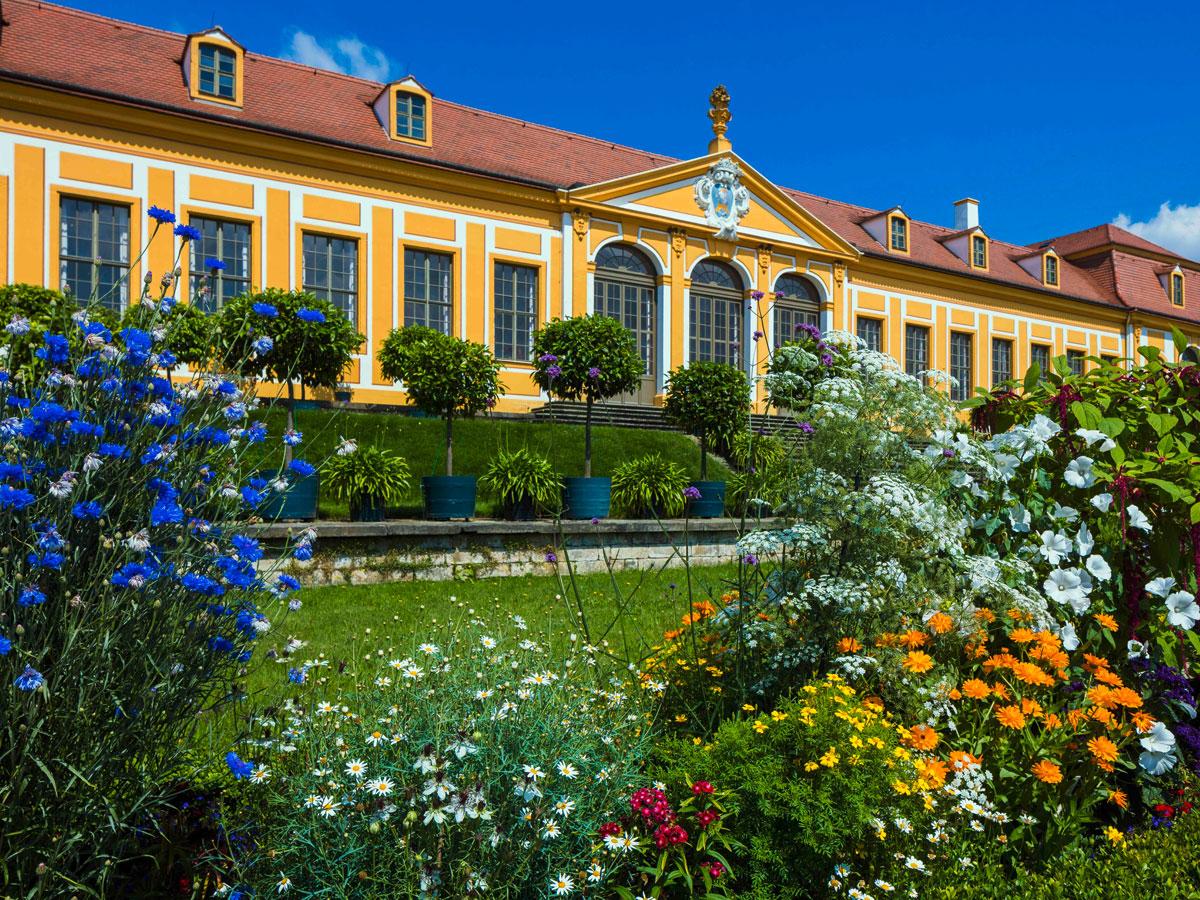 Barockgarten Großsedlitz, Hochzeitslocation Heidenau