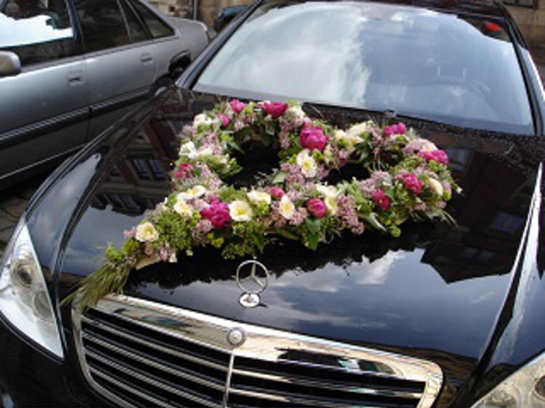 Brautfloristik und Brautsträuße aus Coswig