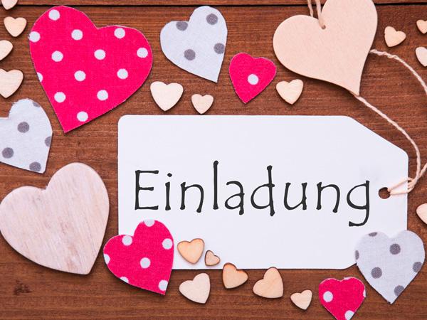 Einladungskarten Dresden