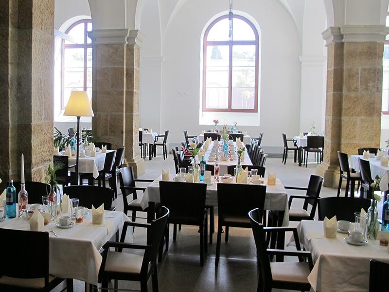 Heiraten im Restaurant zeitlos Dresden