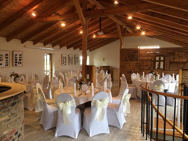 Ihre Hochzeit in der Mühle Dörrwalde in Großräschen