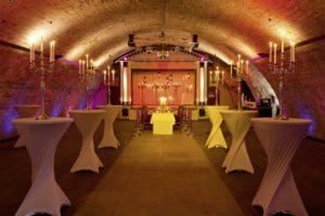 Feiern Sie Ihre Hochzeit im Eventgewölbe Dresden