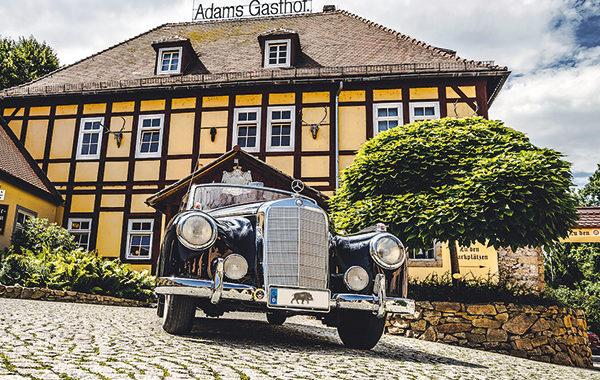 Hochzeit im Adams Gasthof Moritzburg