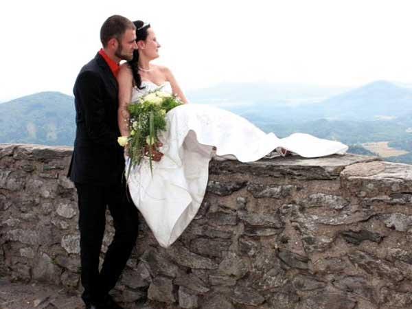 Hochzeit Zittauer Gebirge Hochwaldbaude