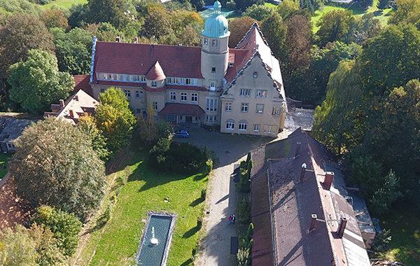 Hochzeit im Schloss Helmsdorf