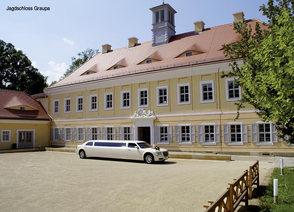 Heiraten Jagdschloss Graupa
