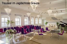 Heiraten im Jagdschloss Graupa