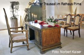 Hochzeit in Pirna