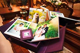 Hochzeitsfotoalbum Heidenau