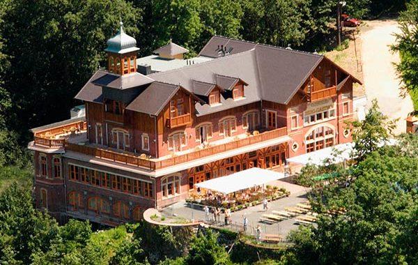 Hochzeit im Berg-Gasthof Honigbrunnen in Löbau