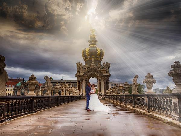 Melanie Kunert Fotografie - Hochzeitsfoto Dresden