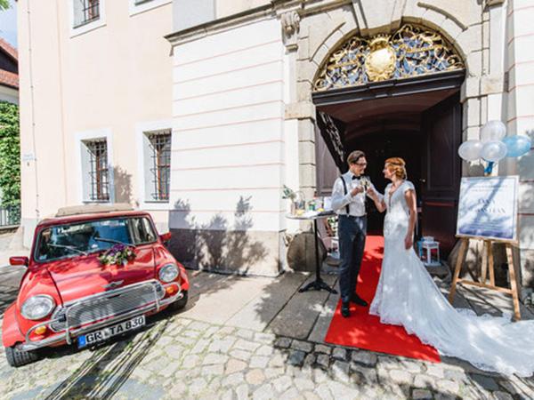 Gersdorffsches Palais - Die Hochzeitslocation im Zentrum von Bautzen