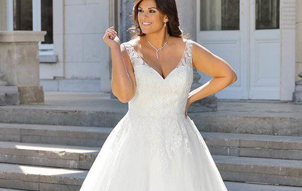Miss Curvy Brautmoden Dresden - Brautkleider von Größe 44-62