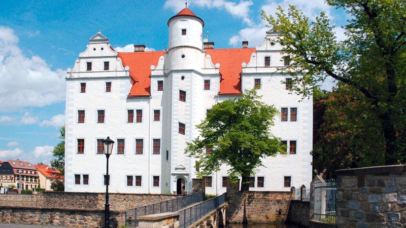 Heiraten im Schloss Schönfeld