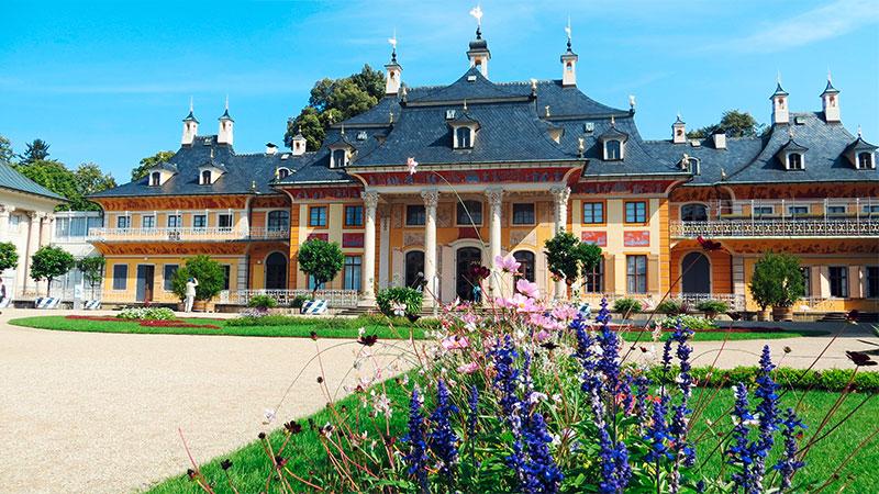 Schloss-und-Park-Pillnitz