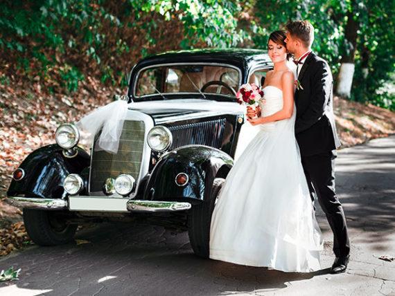 Hochzeitsauto-Sachsen