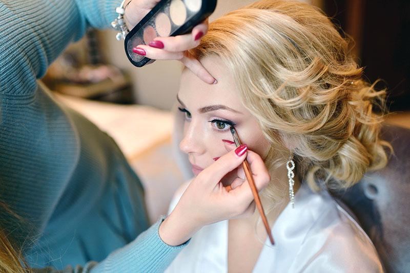Braut-Make-up Radebeul