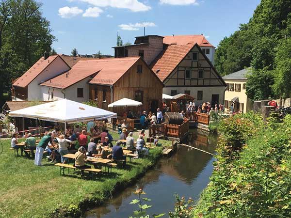 Schlossmühle Radeberg