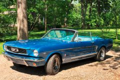 Hochzeitsauto-Ford-Mustang